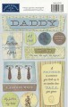 Karen Foster Stickers Daddy - 6651-81