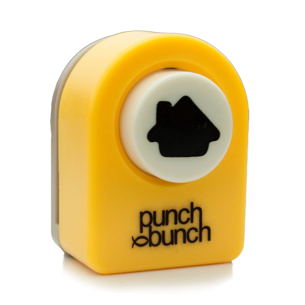 Home / Punch Bunch / Small Punches / Small Punch – House